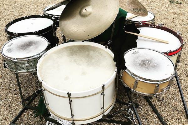 Southern Jazz Cult: Trommecirklen