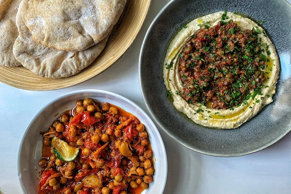 Online Cookery Class: Middle Eastern Feast