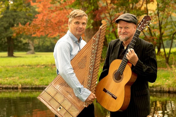Kasper Søeborg/Lars Bo Kujahn duo feat. Nantha Kumar
