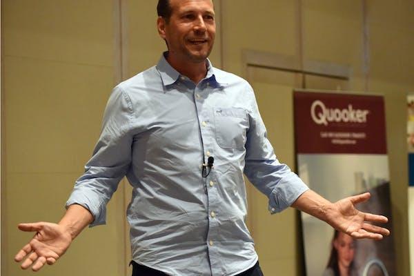 Martin Thorborg fortæller hvordan du bliver en god leder!