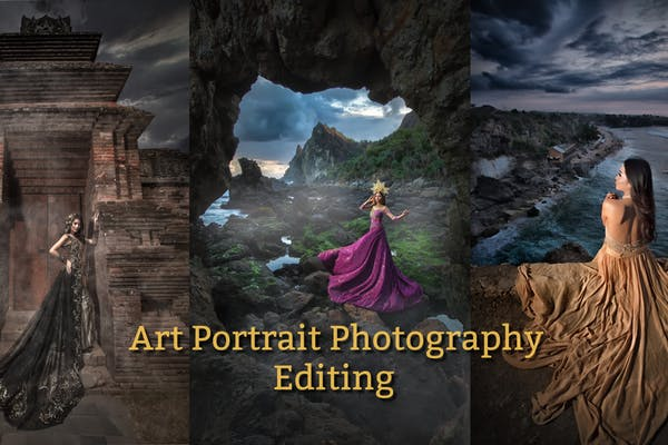 Webinar: Art Portrait Photography - Editing