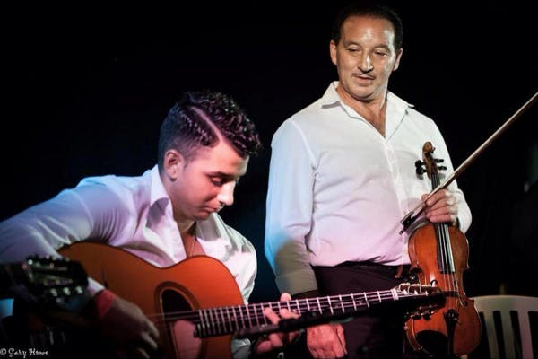 Dorado & Amati Schmitt Qiuntette - (Frankrig) - gypsy-jazz/swing - Vinterjazz 2021