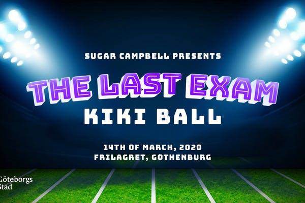 The Last Exam Kiki Ball