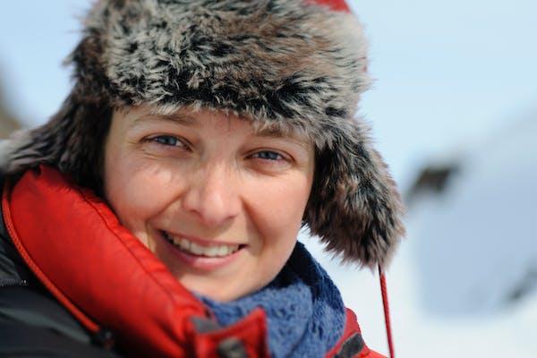 Jagten på den franske motor i Grønlands indlandsis