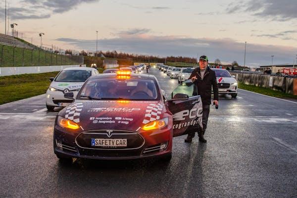 eco Grand Prix - 24h Elektroautorennen am Nürburgring