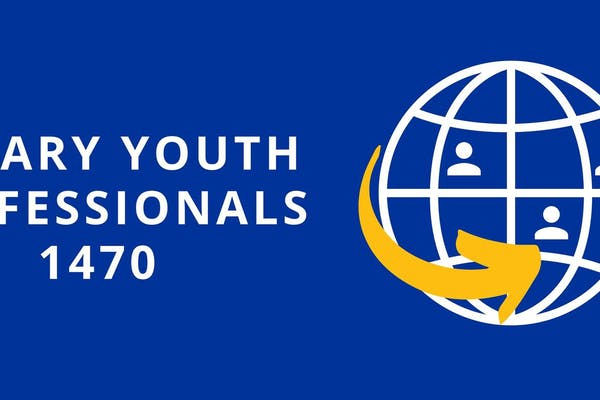 Rotary Youth Professionals 1470 / 4 Marts 2021