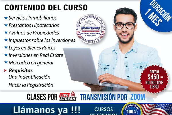 Curso de Real Estate Online