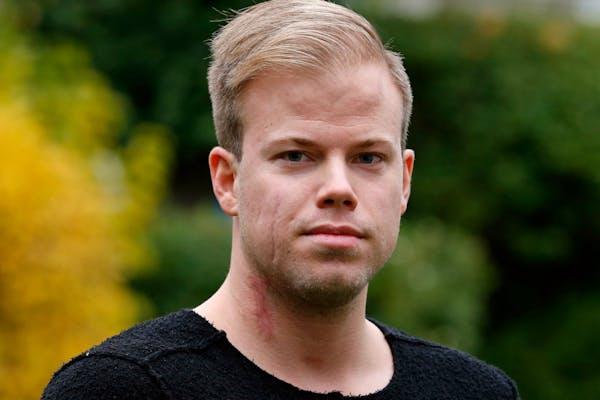 Foredrag med Marius Løken (Halloweendrapet)