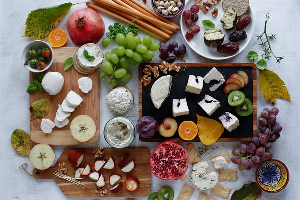 Festive Vegan Cheeseboard Online Masterclass