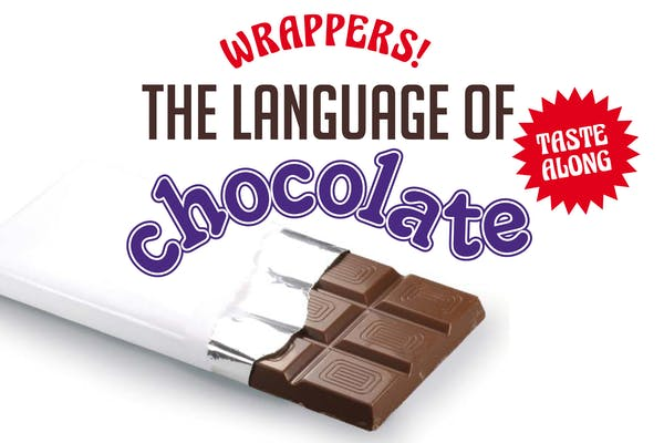 Wrappers! The subliminal language of chocolate