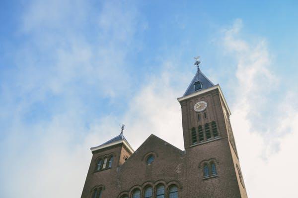 Kerkdienst Nieuwe Kerk 01 november