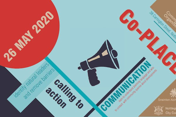 4. Calling to action + Communication