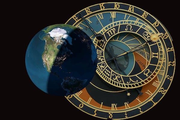 Verden er i dig – tiden i kroppen  //  The World is in You - body time