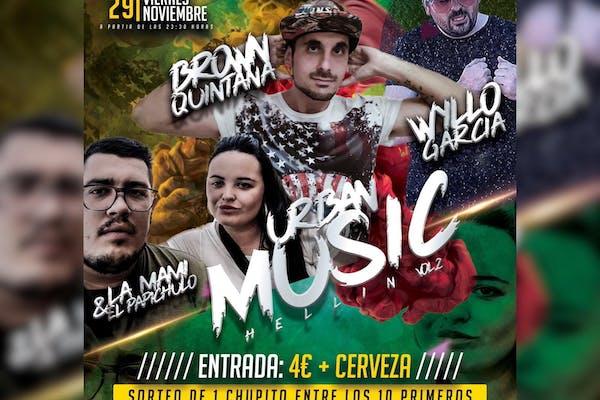 Urban music Hellin Vol2 (Albacete)