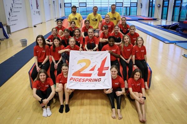 Pigespring 24t