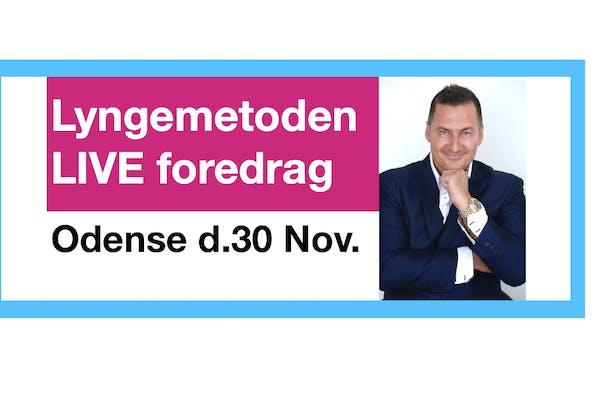 Lyngemetoden foredrag med Søren Lynge Odense