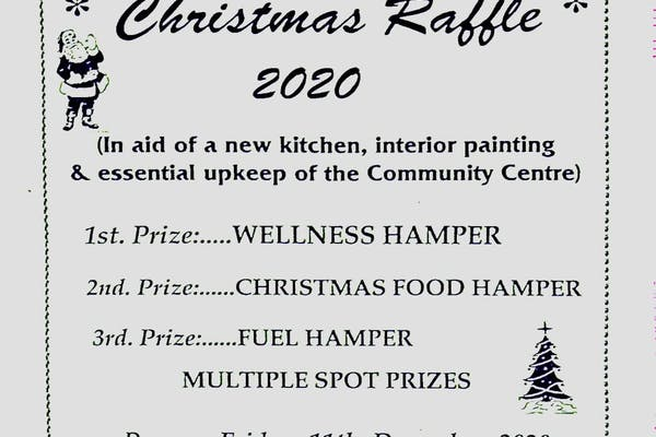 Liscarroll Community Council Christmas Raffle