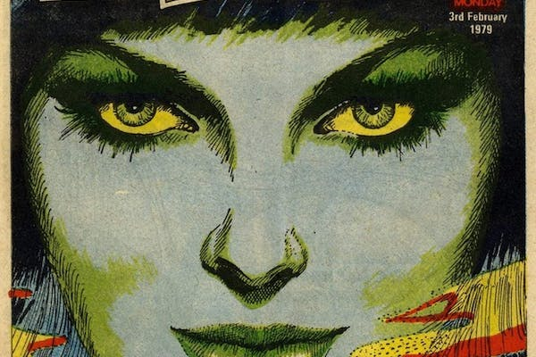 The Strange Story of Misty and Gothic for Girls in British Comics