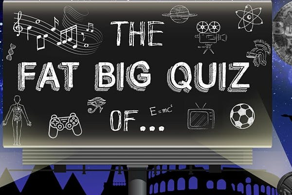 BucketRace The Fat Big Quiz of... Everything