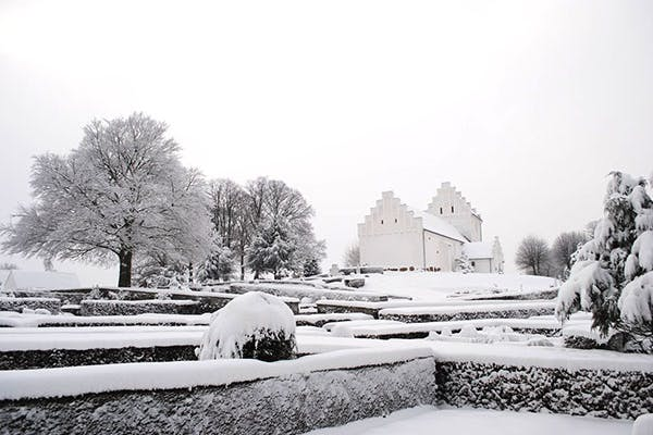Juleaftensgudstjeneste i Hvalsø Kirke