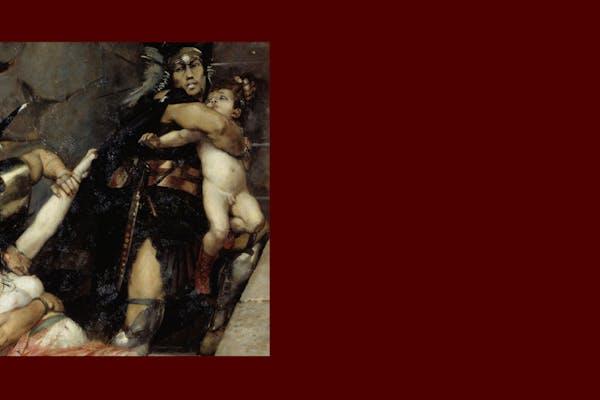 Græske klassikere på Glyptoteket: Trojas kvinder