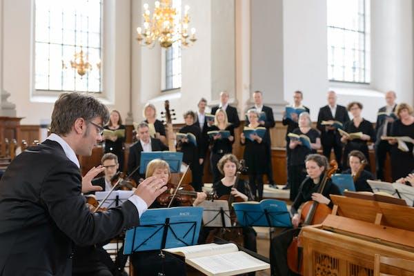 J.S.Bachs Juleoratorium, Del I, II og III med Københavns Bachkor og orkester