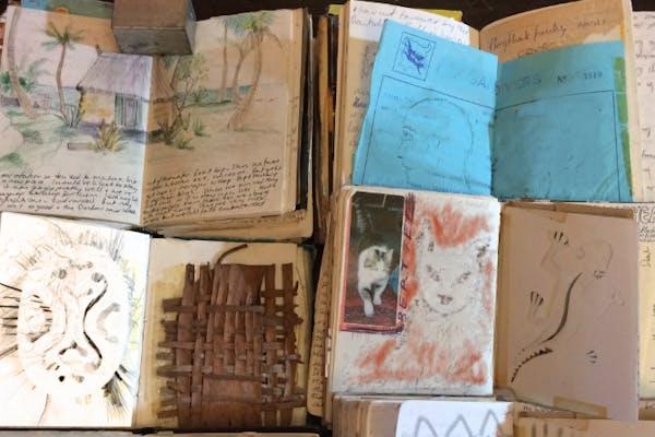Sketchbooks - My Sketchbook, My Rules