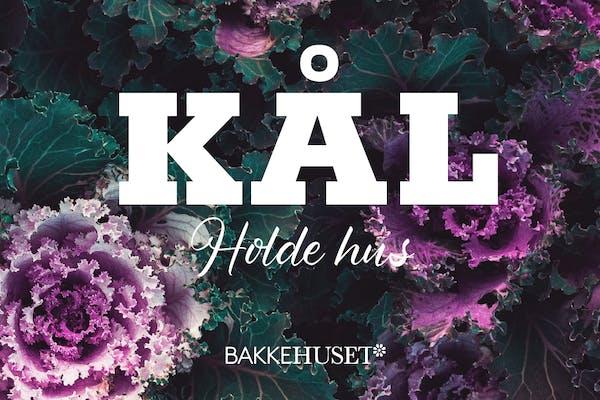 Holde hus - KÅL