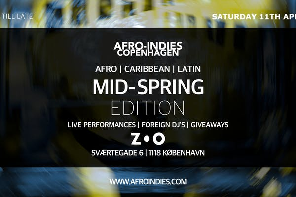 AFROINDIES - MID SPRING EDITION