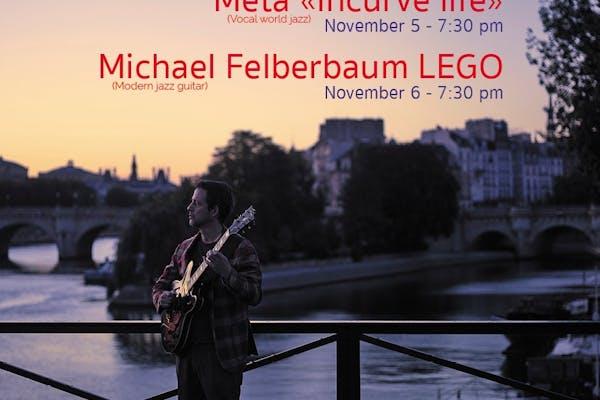 French Jazz Week: Michael Felberbaum LEGO