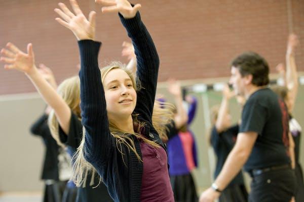 Workshop til lærere: Sprog i bevægelse