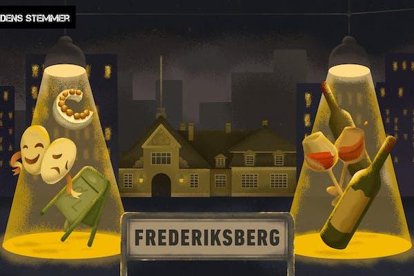 Gadens Stemmer - Frederiksberg