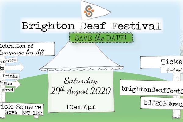 Brighton Deaf Festival