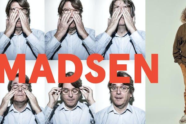 Salonaften på Granola med Anders og Peter Lund Madsen