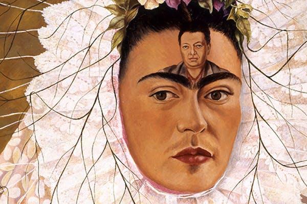 Kunstens Mestre | Frida Kahlo v. Signe Jacobsen