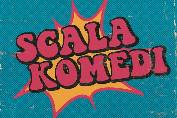 Scala komedi 16/11