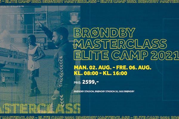 BrMa Elite Camp uge 31  (U9-U13/årgang 2013-2009)