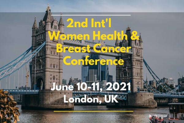 2nd International Women Health and Breast Cancer Conference