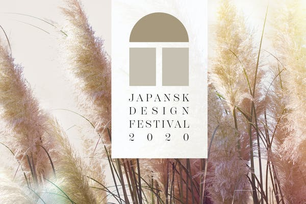 Japansk Design Festival 24+25 Oktober 2020
