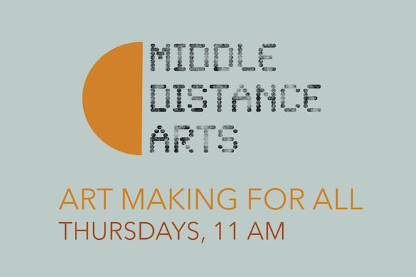 Middle Distance Arts - art making for all