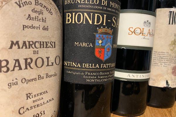 Store Italienske Vine