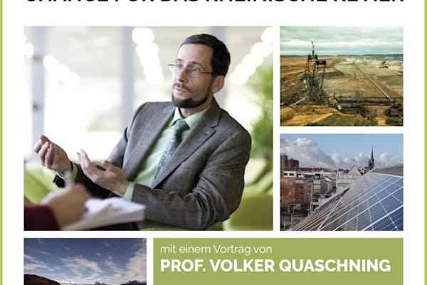 Raus aus der Kohle - Chance für das Rheinische Revier