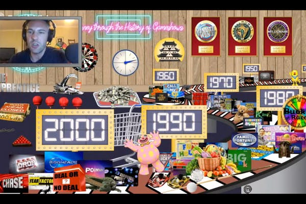 A Journey Through the History of Gameshow