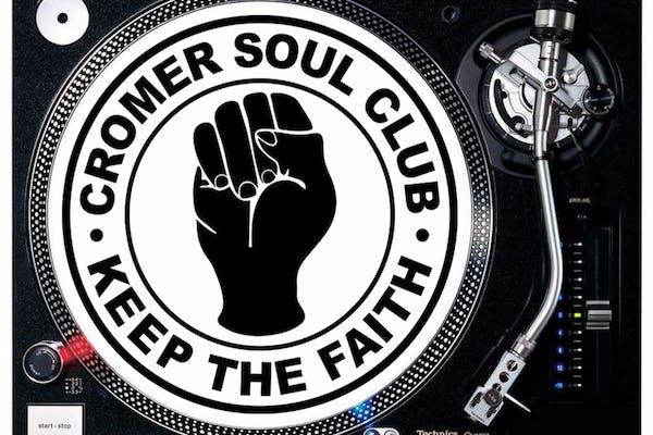 Cromer Soul Club Keep the Faith  Charity All-Dayer