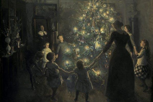 Julens kulturhistorie - Foredrag ved etnolog og museumsinspektør Line Jandoria Jørgensen