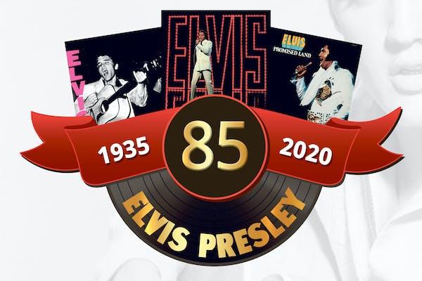 Elvis - 85 år!