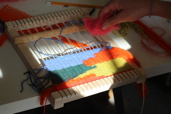 Online Weaving Workshop (including kit)