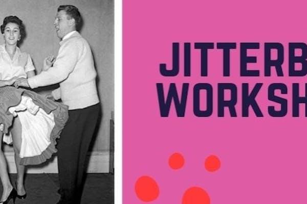 Jitterbug workshop med Rødovre Dansevenner
