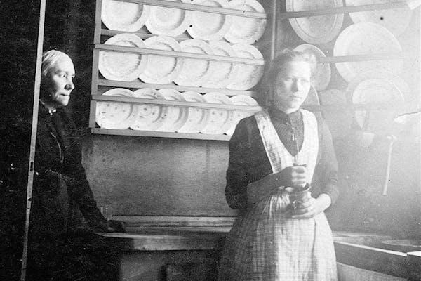 Foredrag: Københavns slavinder. Tjenestepiger i byen omkring 1900