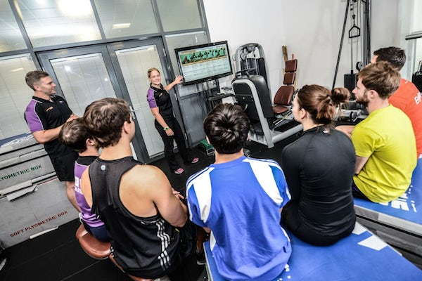 Strength and Conditioning Level 3